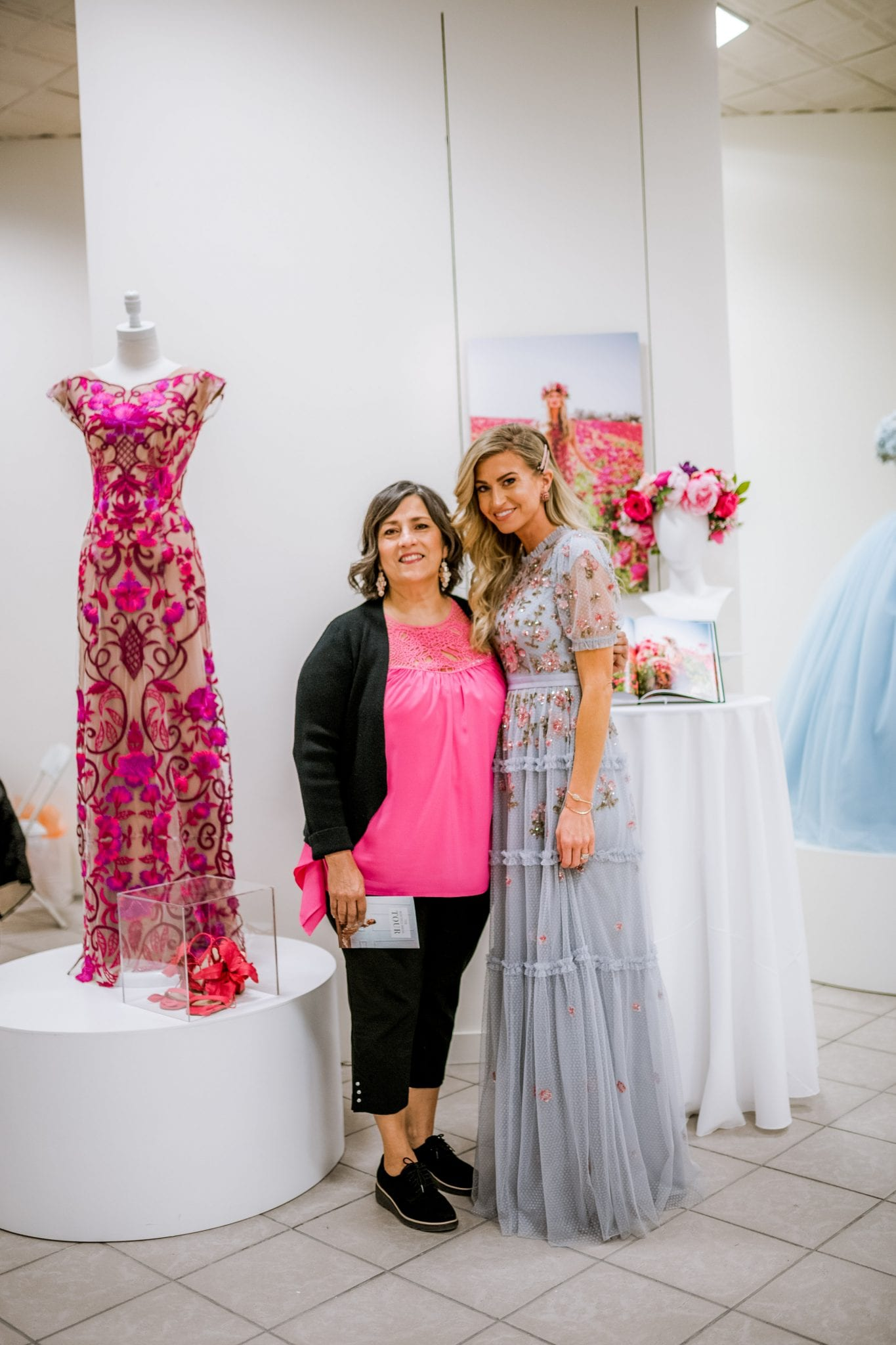 The Monthly Dress Tour Pasadena