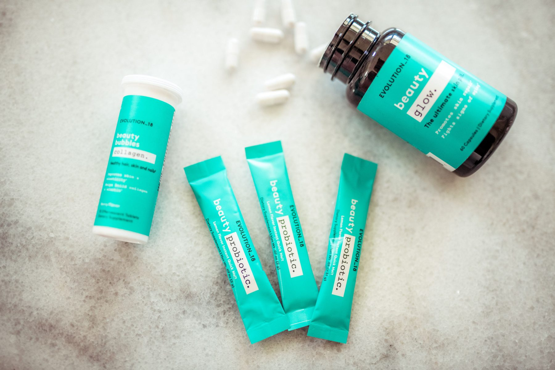 Beauty supplements that I am loving.