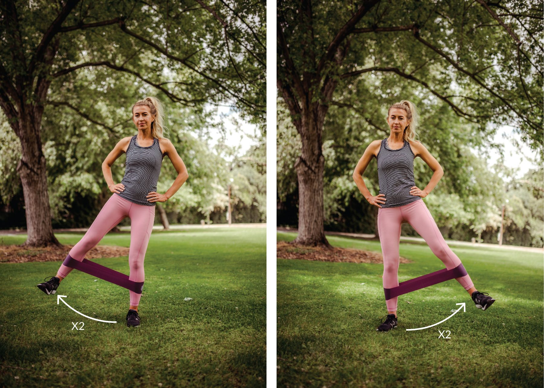 3 Favorite Resistance Band Workouts for Elongated Legs