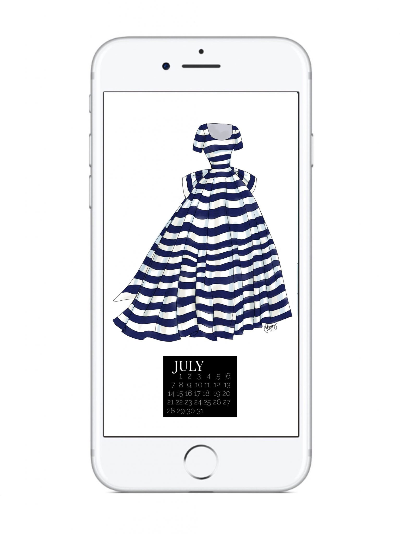 The July Dress Free Download