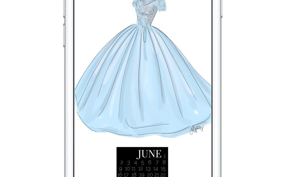 THE JUNE DRESS DIGITAL DOWNLOAD