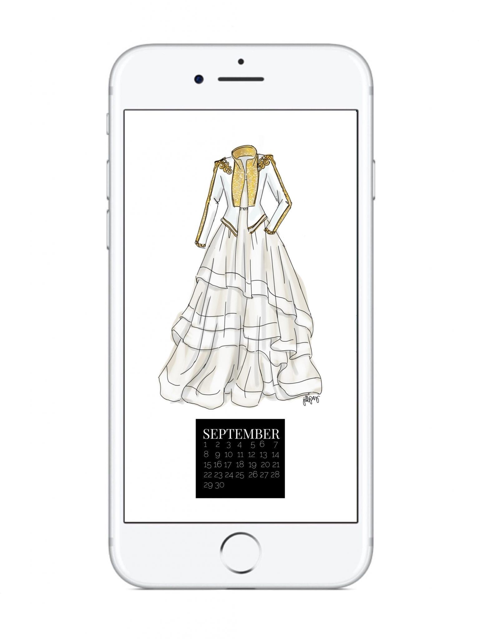 The September Dress Desktop