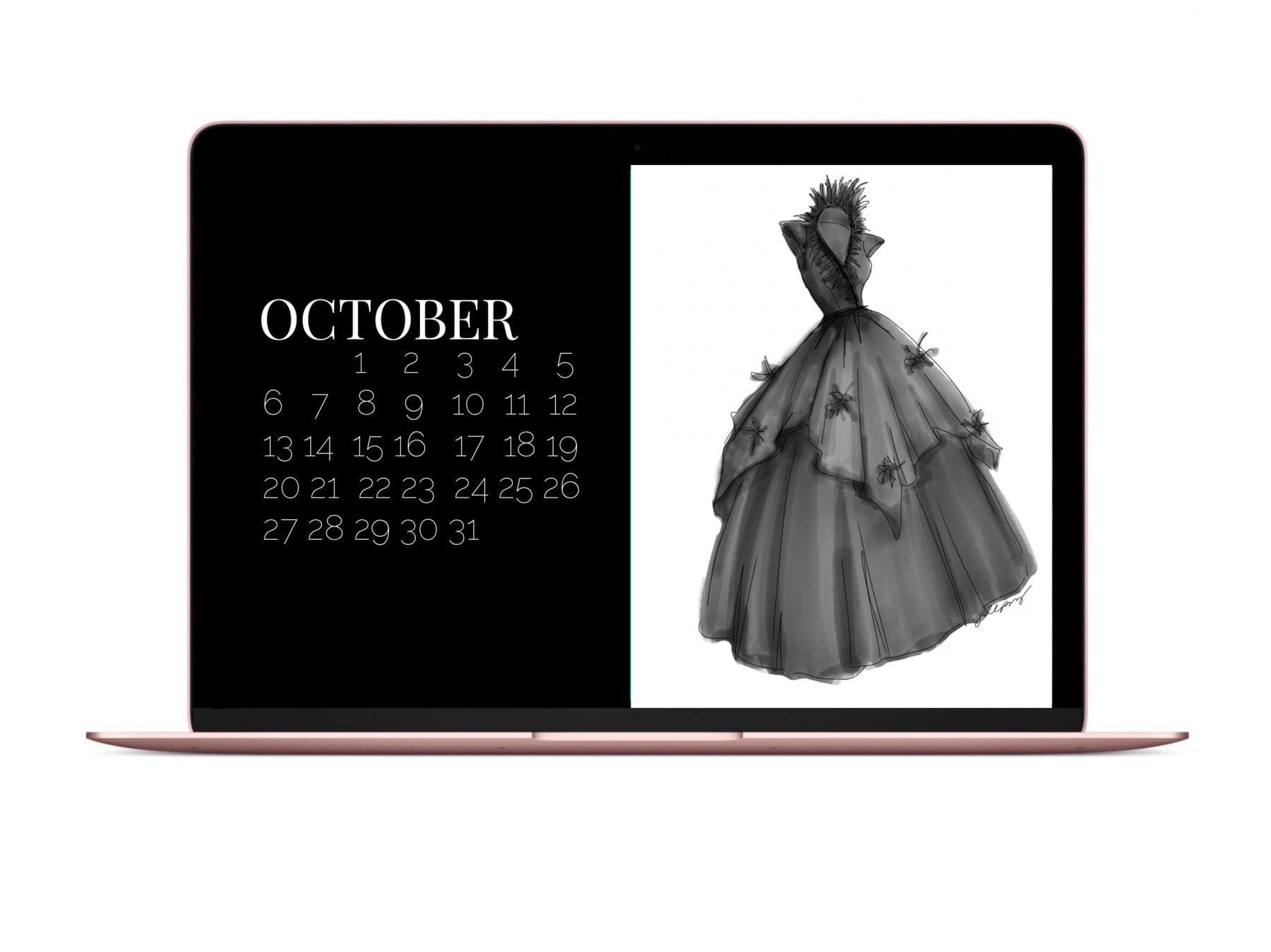 The October Dress Download